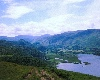 South End of Derwent Water from High Seat